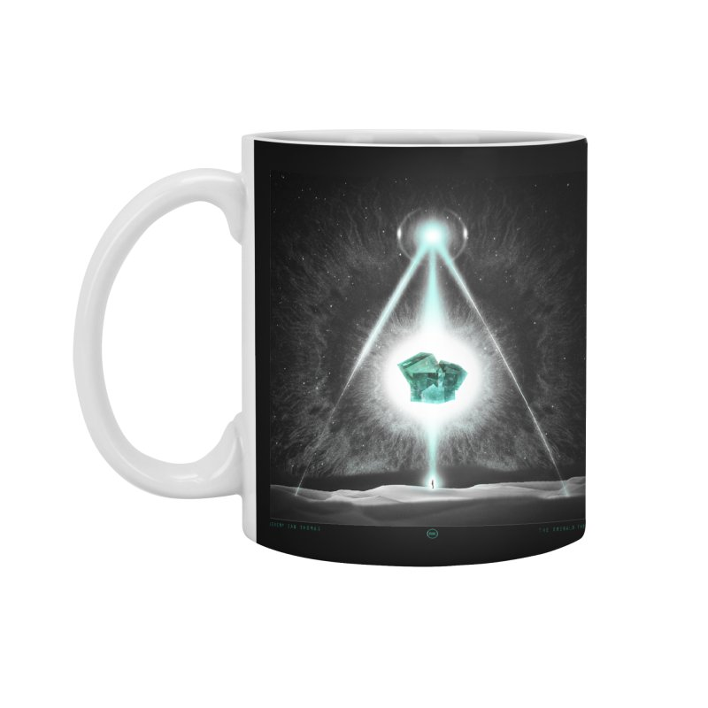 The Emerald Tablet Accessories Mug by RIK.Supply