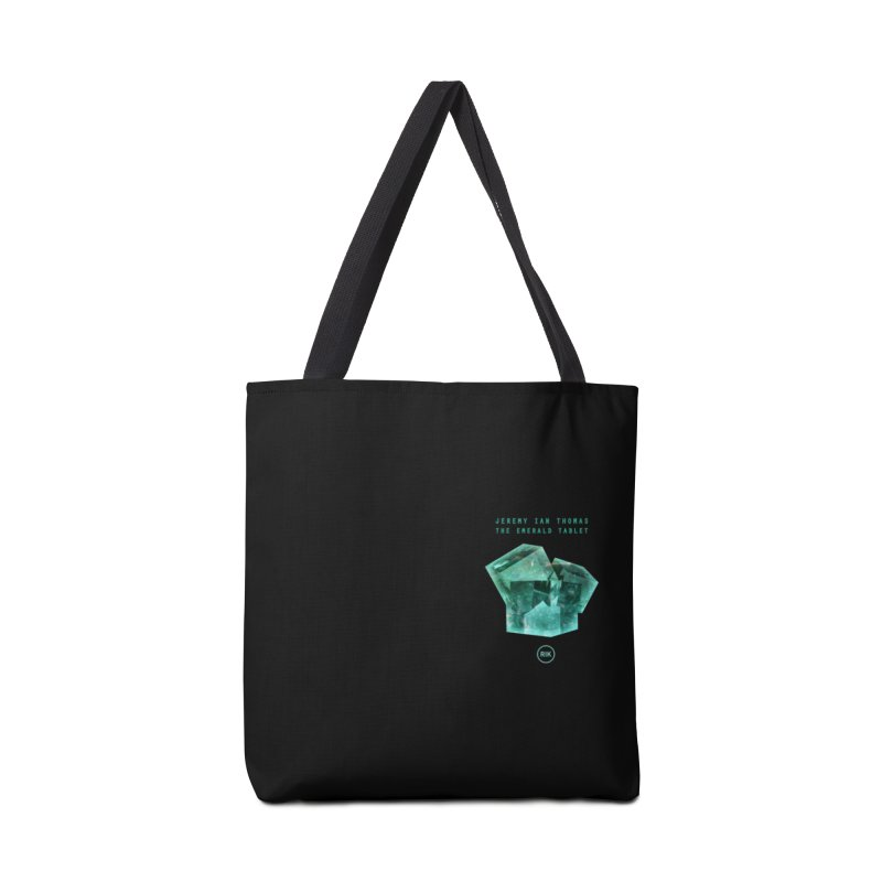 The Emerald Tablet (Rubix) Accessories Bag by RIK.Supply