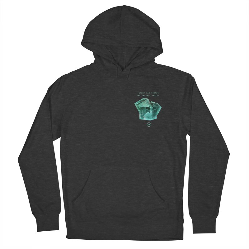 The Emerald Tablet (Rubix) Women's Pullover Hoody by RIK.Supply