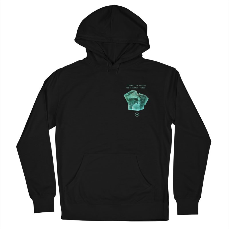 The Emerald Tablet (Rubix) Men's Pullover Hoody by RIK.Supply