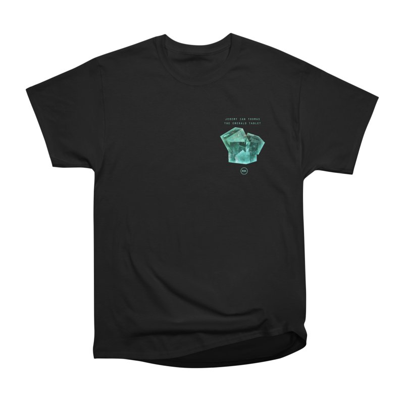 The Emerald Tablet (Rubix) Men's Classic T-Shirt by RIK.Supply