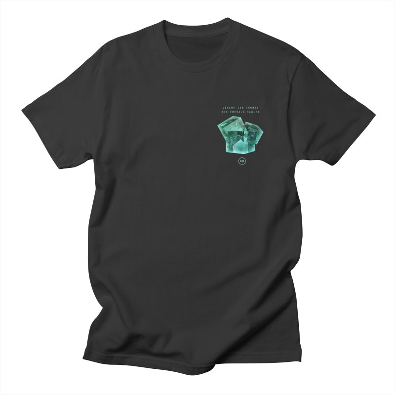 The Emerald Tablet (Rubix) Men's T-Shirt by RIK.Supply