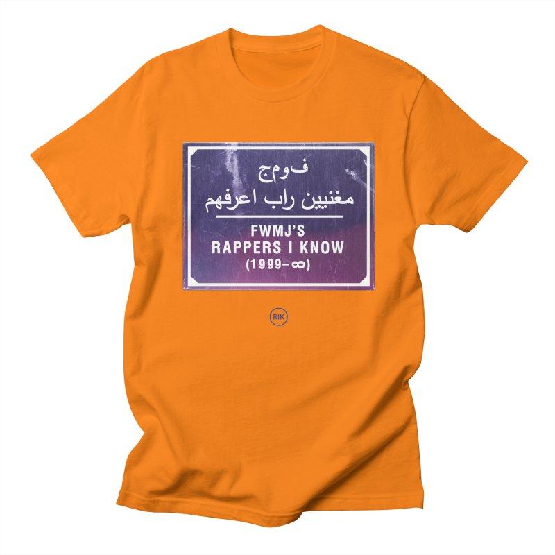 Signs (Marrakech) Women's Unisex T-Shirt by RIK.Supply