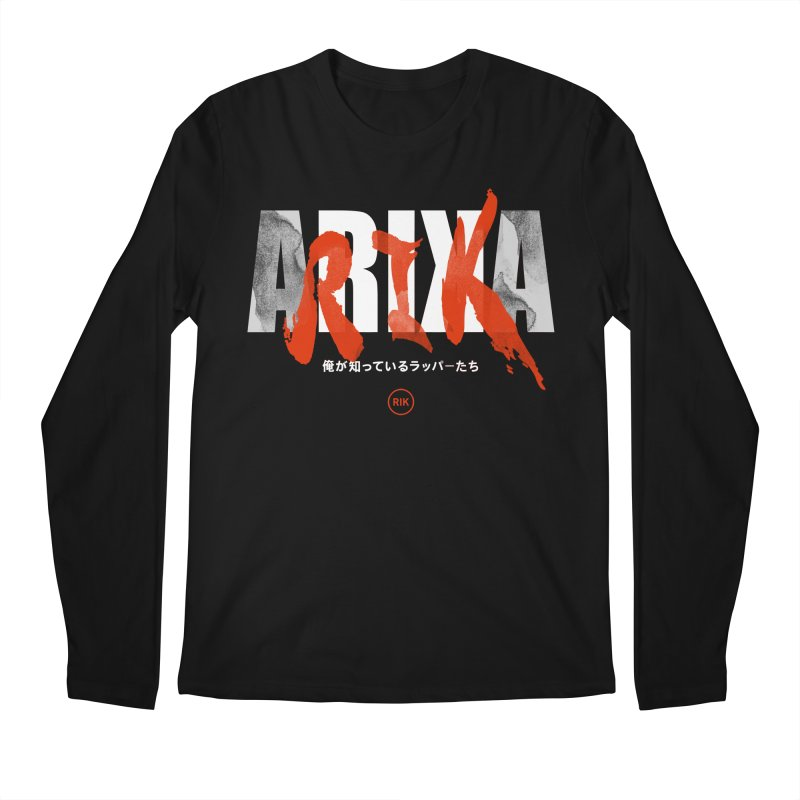 RIK (Kaneda) Men's Longsleeve T-Shirt by RIK.Supply