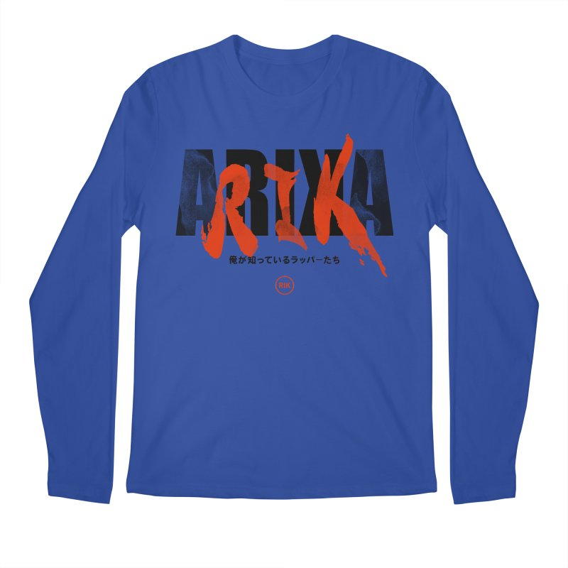 RIK (Tetsuo) Men's Regular Longsleeve T-Shirt by RIK.Supply