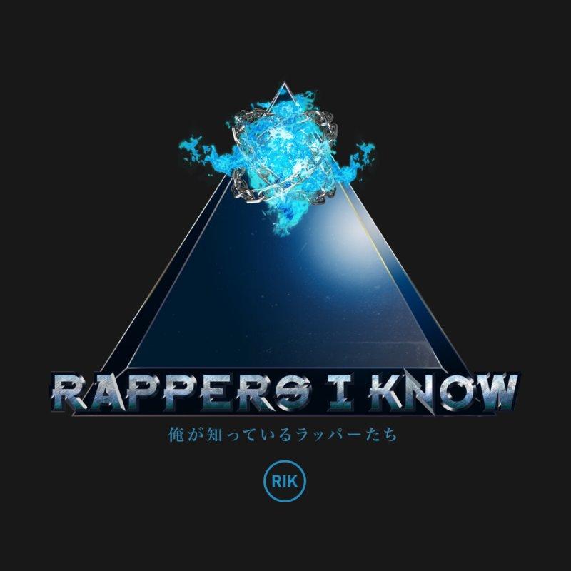 RIK (Kanno) Men's Zip-Up Hoody by RIK.Supply