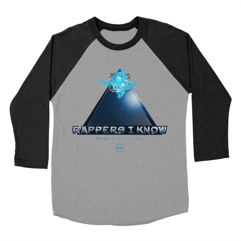 RIK (Kanno) Women's Baseball Triblend Longsleeve T-Shirt by RIK.Supply