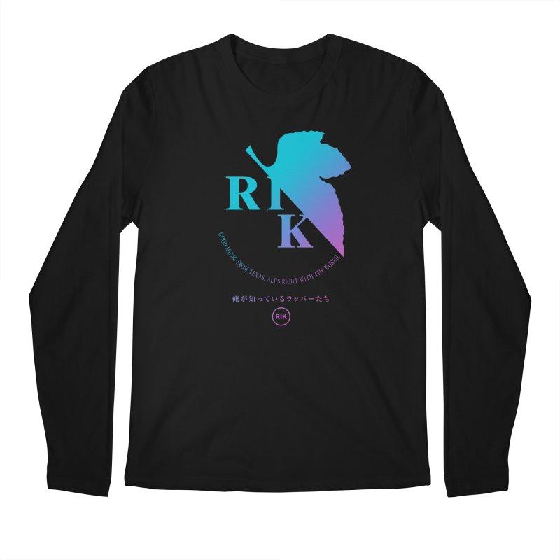 RIK (Texas 4 EVA) Men's Regular Longsleeve T-Shirt by RIK.Supply