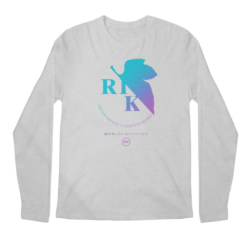 RIK (Texas 4 EVA) Men's Regular Longsleeve T-Shirt by RIK.Supply
