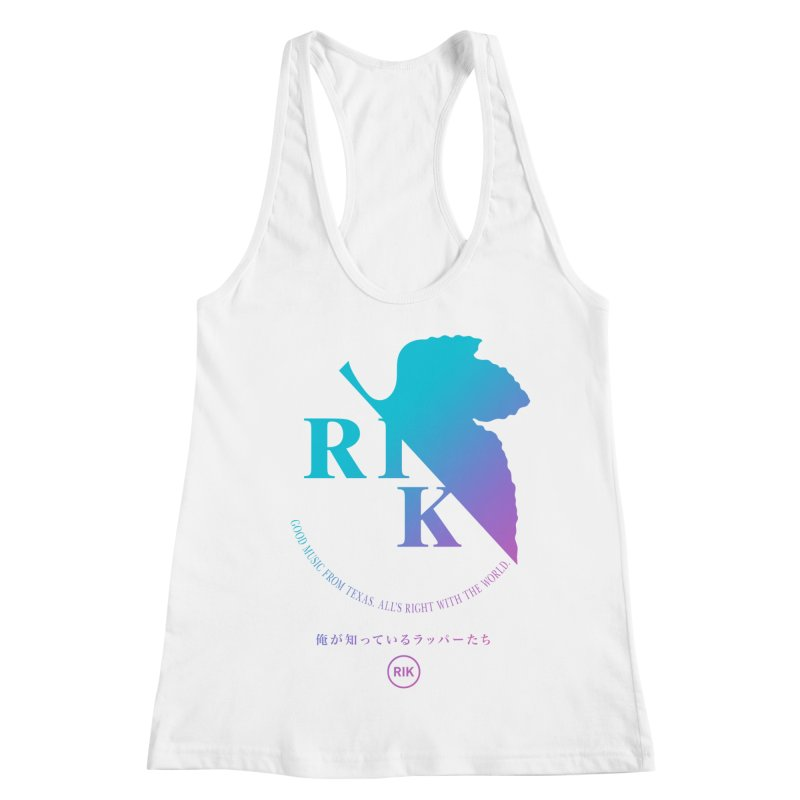 RIK (Texas 4 EVA) Women's Racerback Tank by RIK.Supply