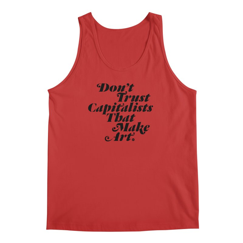 Capitalist Pigs Men's Tank by RIK.Supply