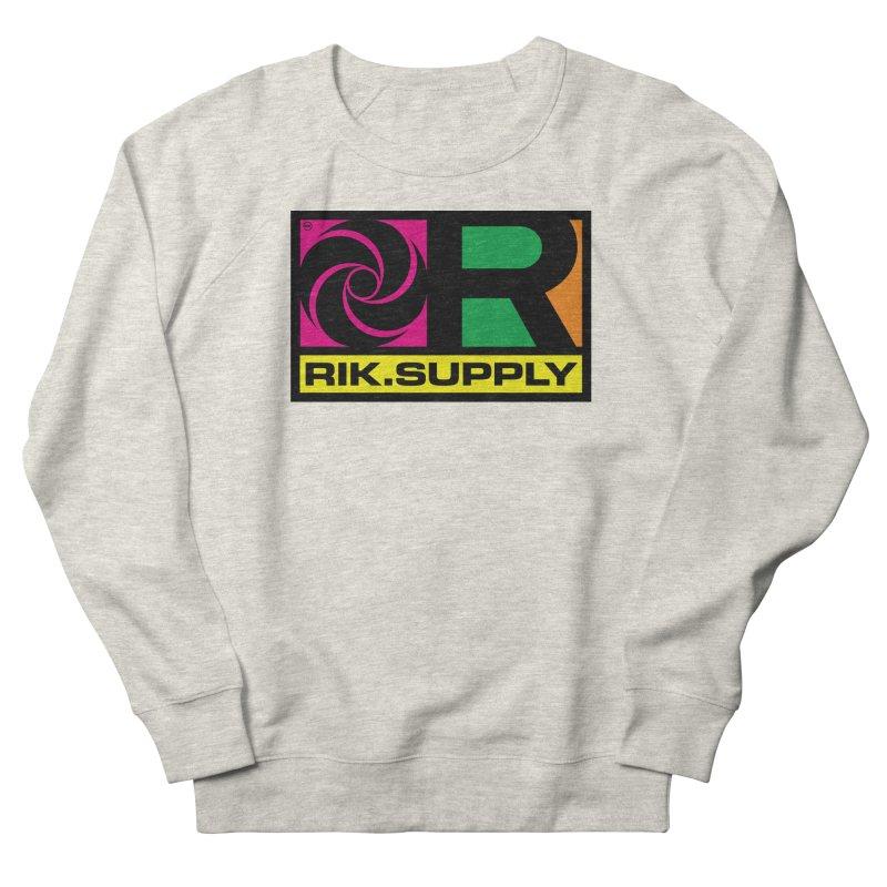 RIK.Supply (Atlantic) Women's French Terry Sweatshirt by RIK.Supply