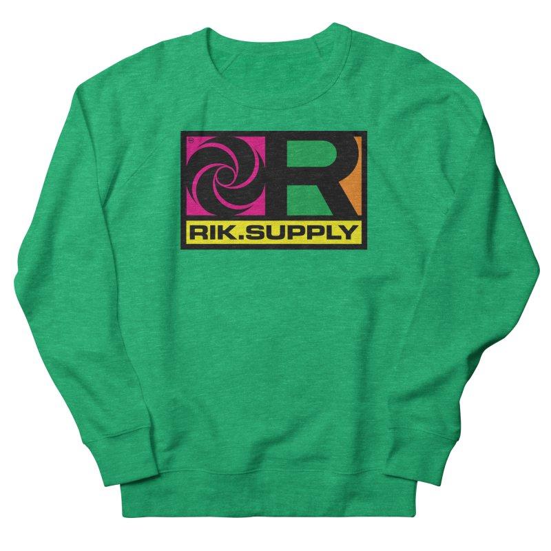 RIK.Supply (Atlantic) Men's French Terry Sweatshirt by RIK.Supply
