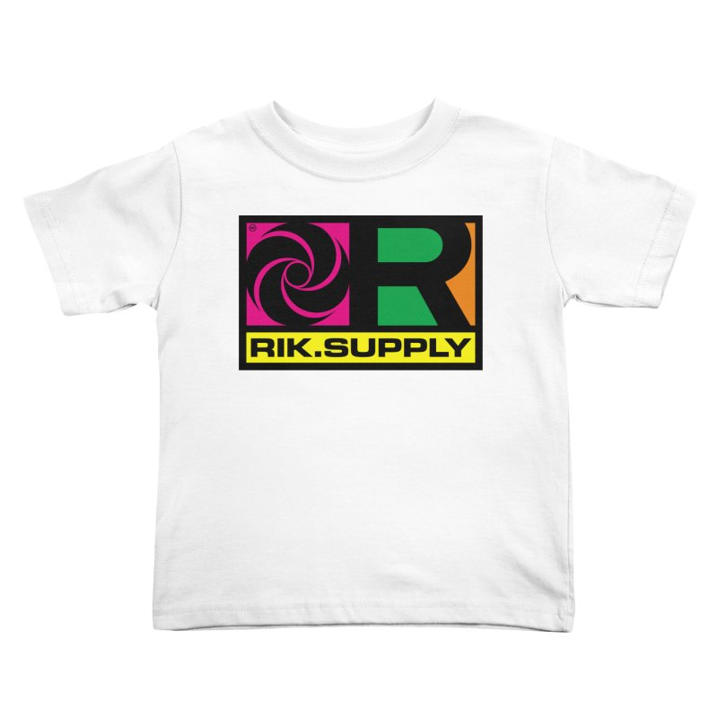 RIK.Supply (Atlantic) Kids Toddler T-Shirt by RIK.Supply