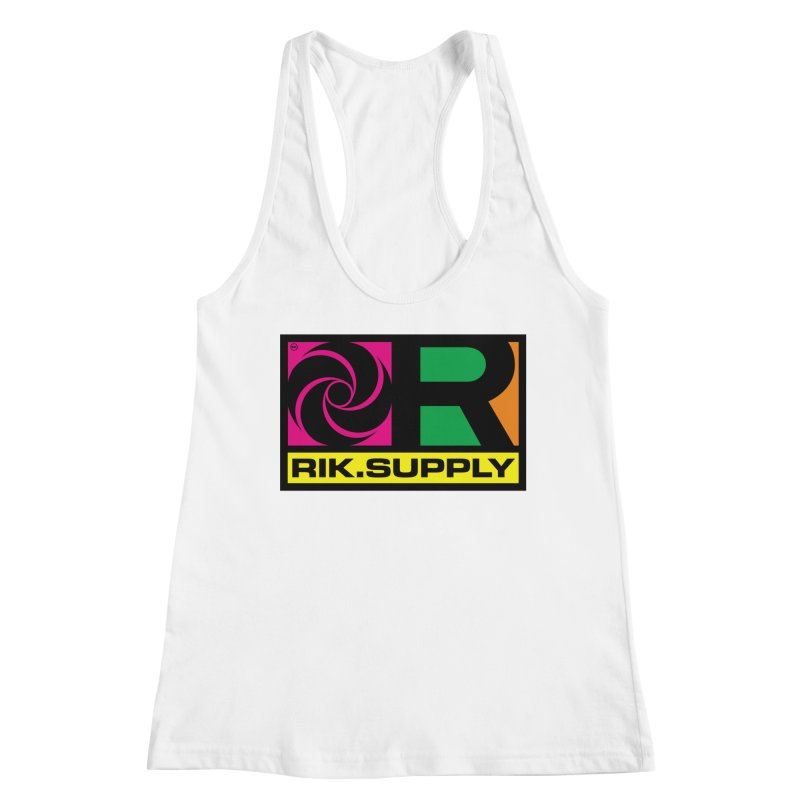 RIK.Supply (Atlantic) Women's Racerback Tank by RIK.Supply