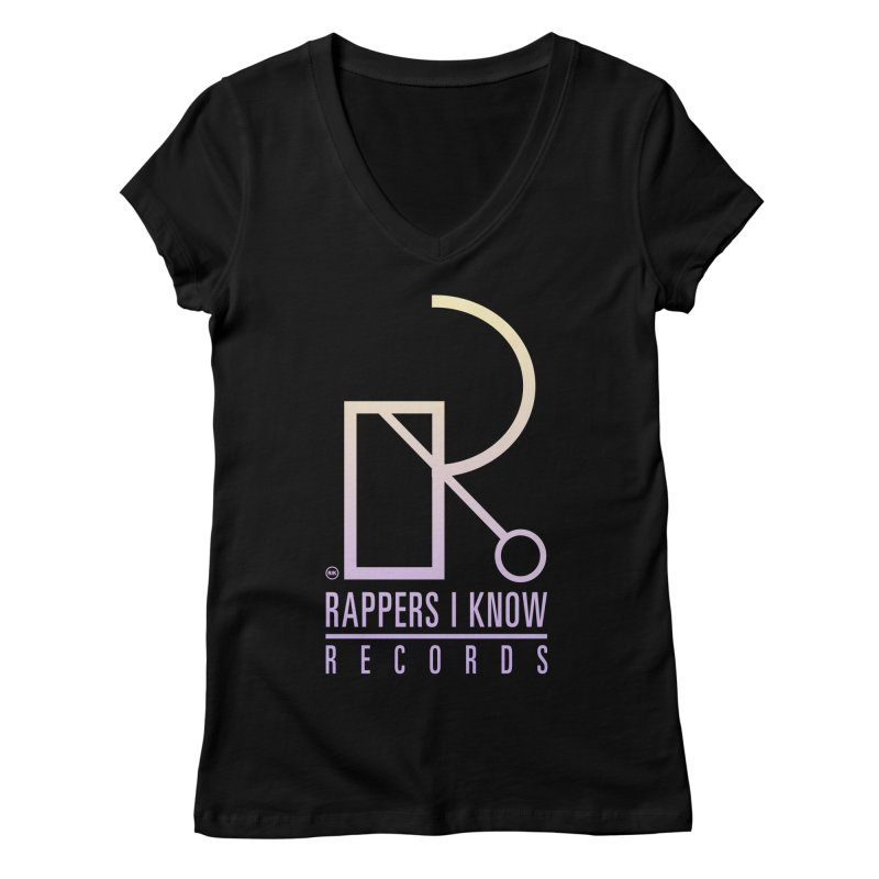 RIK.Supply (Tick Tock) Women's Regular V-Neck by RIK.Supply