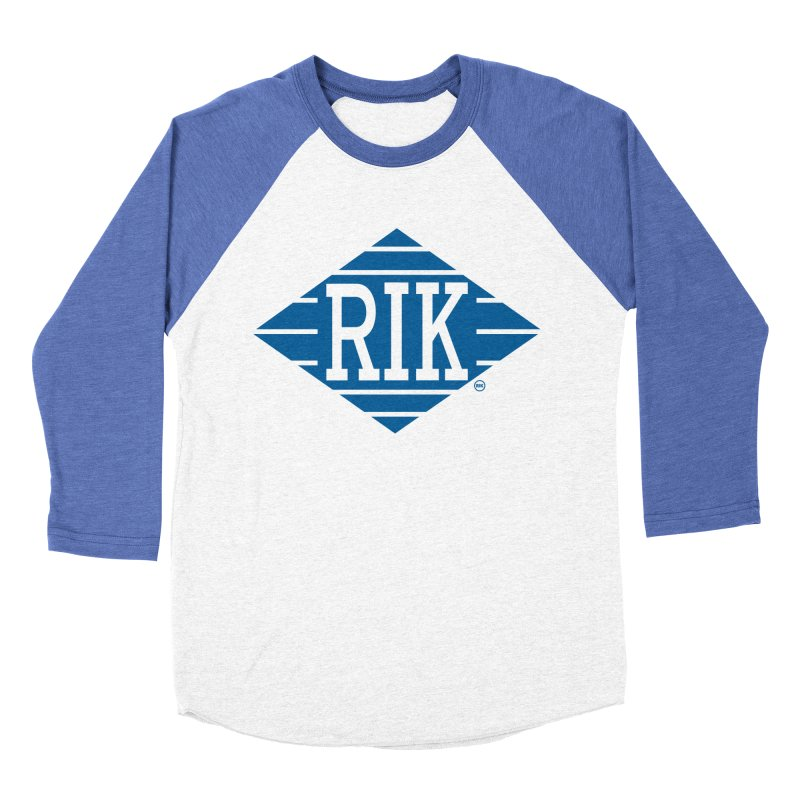 RIK.Supply (Jive Turkey) Women's Baseball Triblend T-Shirt by RIK.Supply