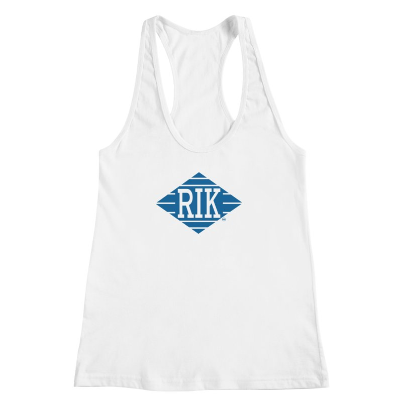 RIK.Supply (Jive Turkey) Women's Racerback Tank by RIK.Supply