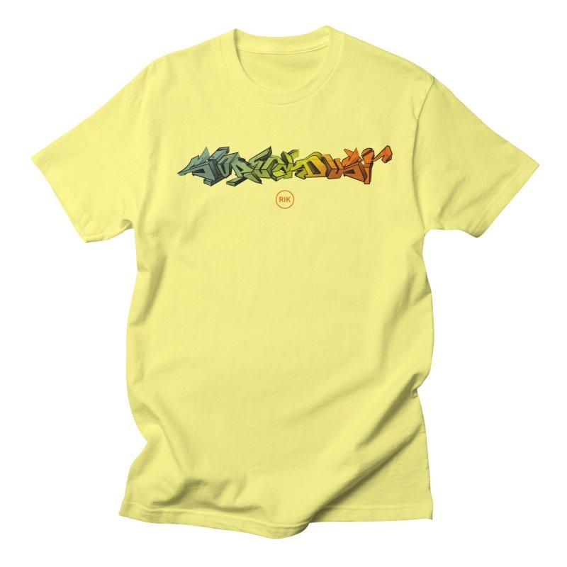 SlopFunkDust in Men's T-Shirt Lemon by RIK.Supply