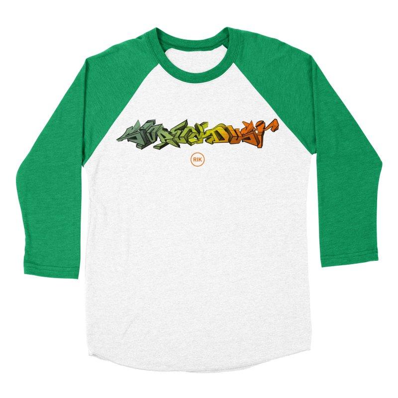 SlopFunkDust Men's Baseball Triblend T-Shirt by RIK.Supply
