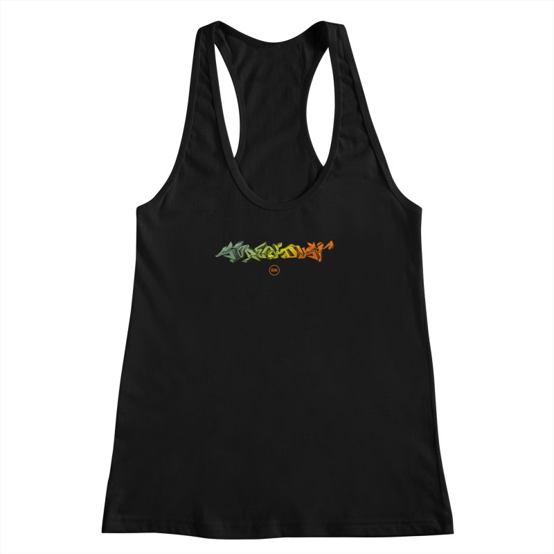 SlopFunkDust Women's Racerback Tank by RIK.Supply