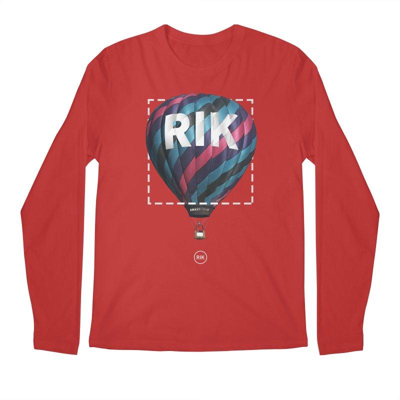 RIK Block (Award Tour) Men's Longsleeve T-Shirt by RIK.Supply