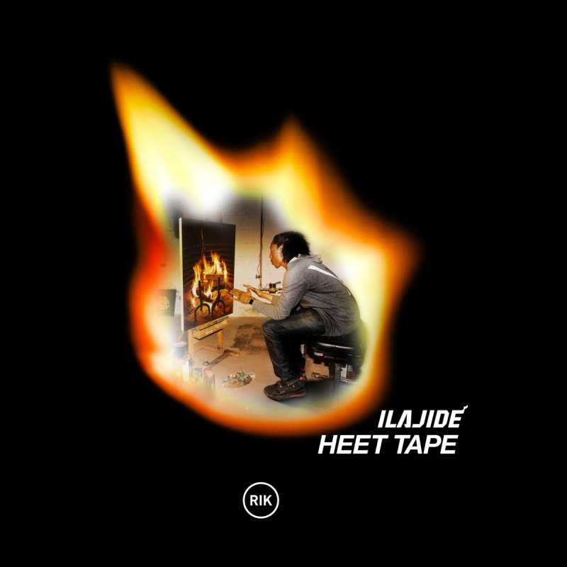 HEET TAPE Home Duvet by RIK.Supply