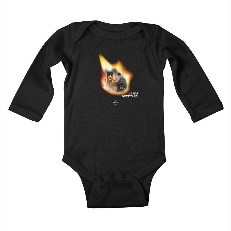 HEET TAPE Kids Baby Longsleeve Bodysuit by RIK.Supply