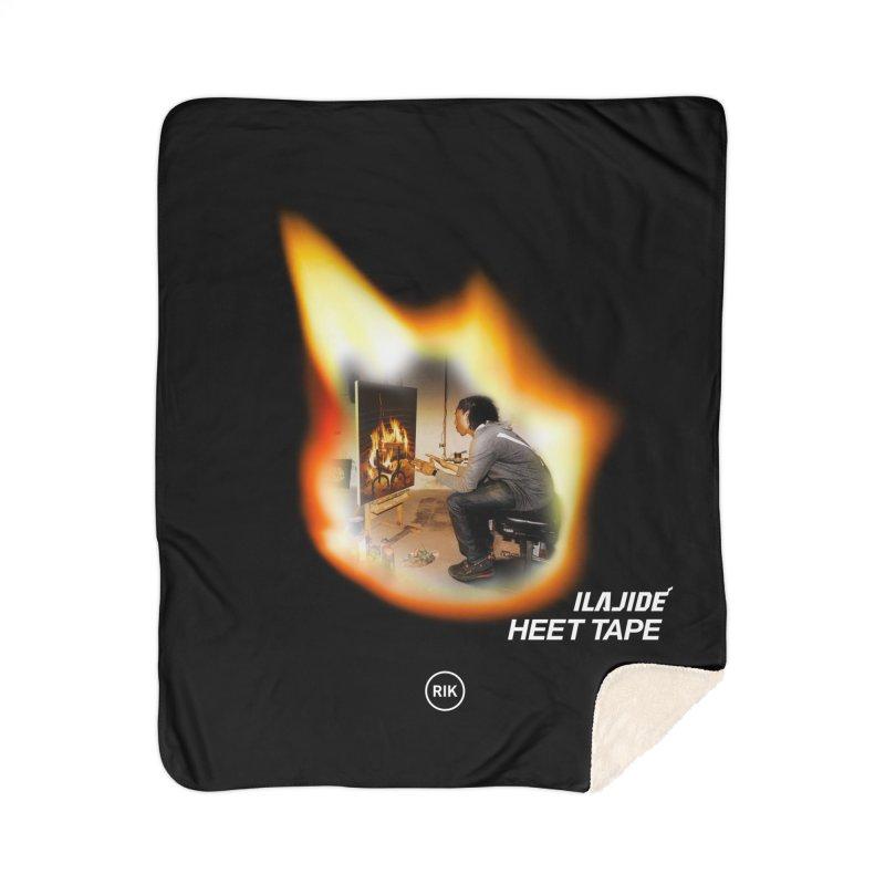HEET TAPE Home Sherpa Blanket Blanket by RIK.Supply