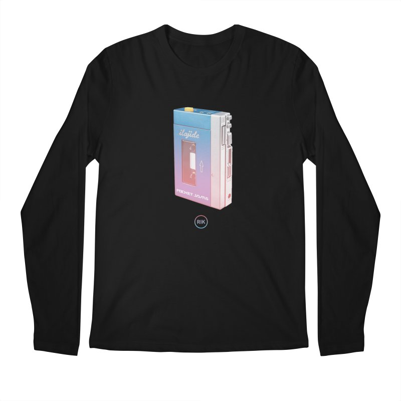 Pocket Jams Men's Longsleeve T-Shirt by RIK.Supply