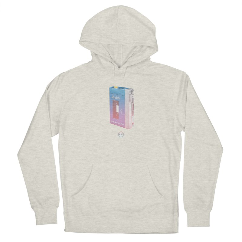 Pocket Jams Men's French Terry Pullover Hoody by RIK.Supply