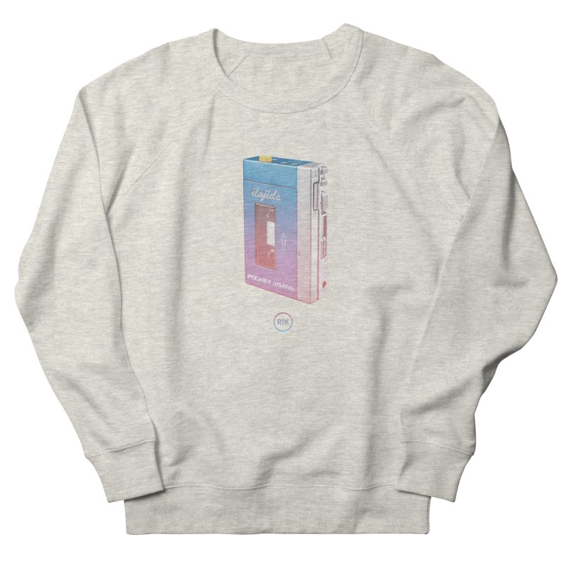 Pocket Jams Women's French Terry Sweatshirt by RIK.Supply