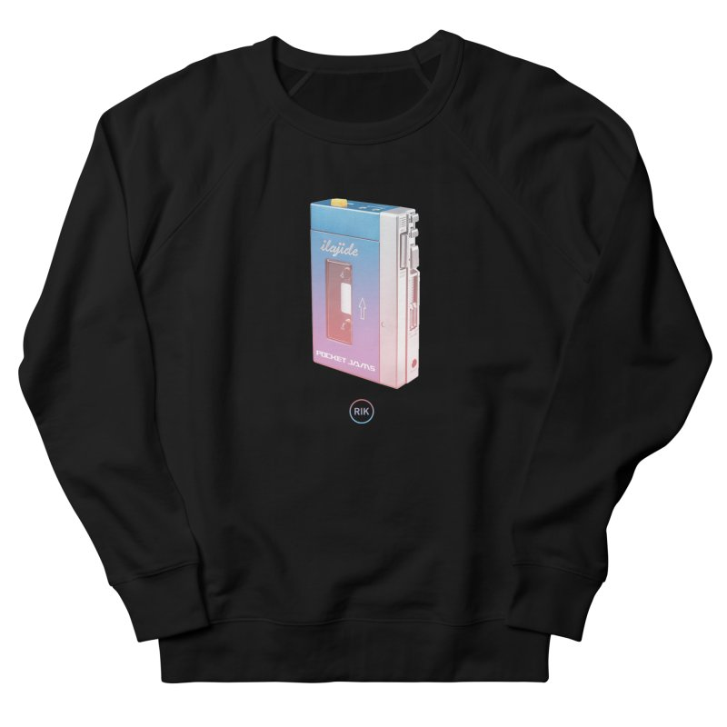 Pocket Jams Men's French Terry Sweatshirt by RIK.Supply