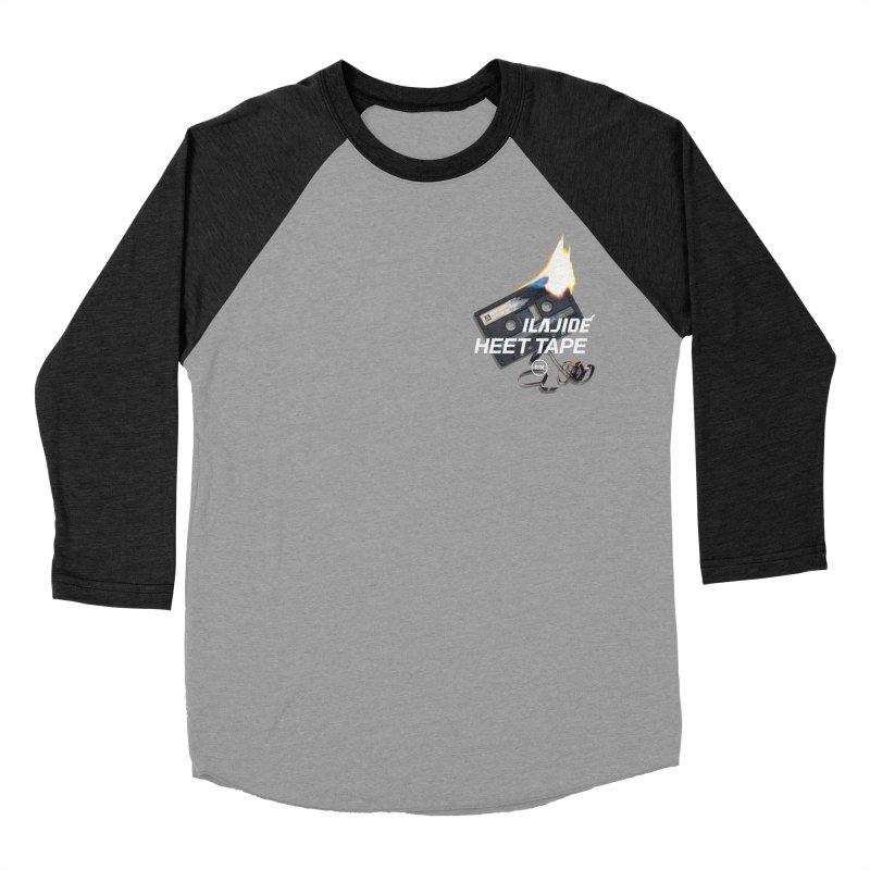 HEET TAPE (Cassette) Women's Baseball Triblend T-Shirt by RIK.Supply