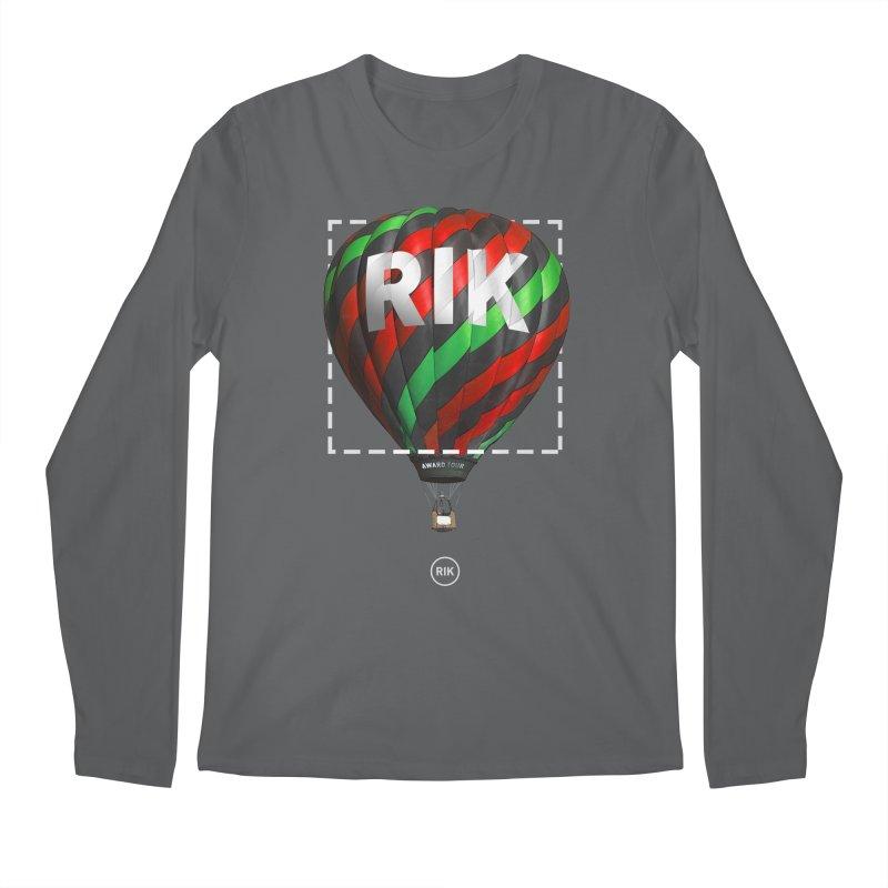 RIK Block (Award Tour Native) Men's Longsleeve T-Shirt by RIK.Supply