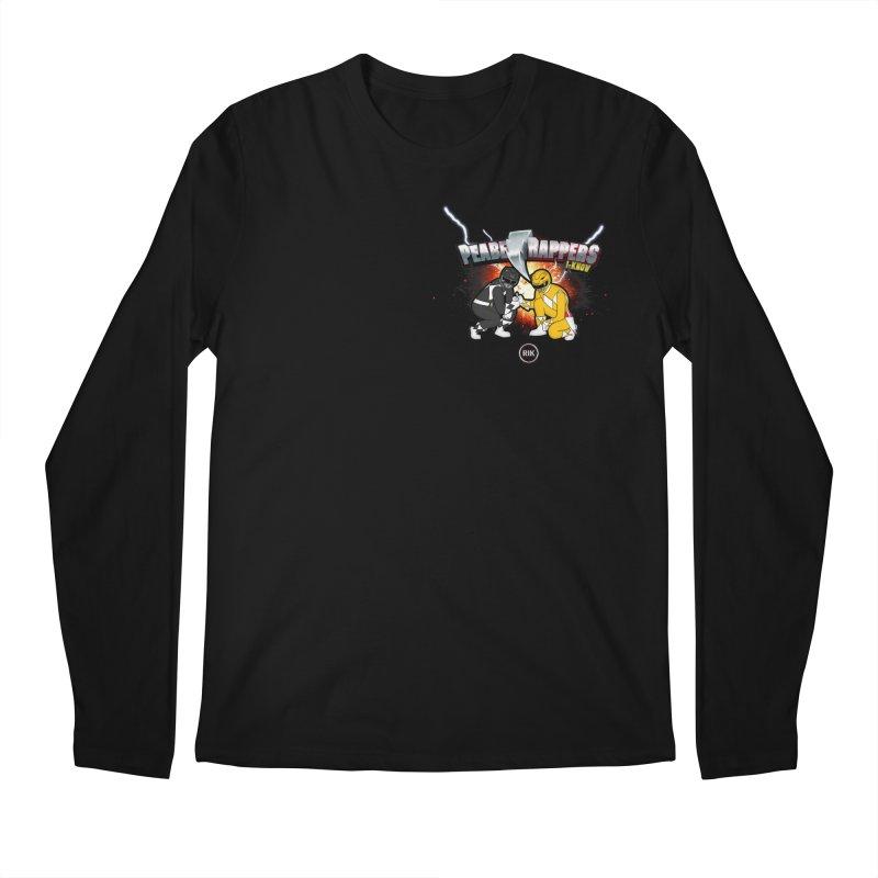 Power Bruhs Men's Longsleeve T-Shirt by RIK.Supply