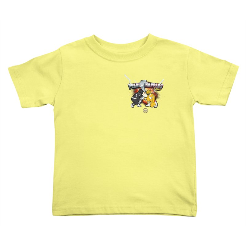 Power Bruhs Kids Toddler T-Shirt by RIK.Supply