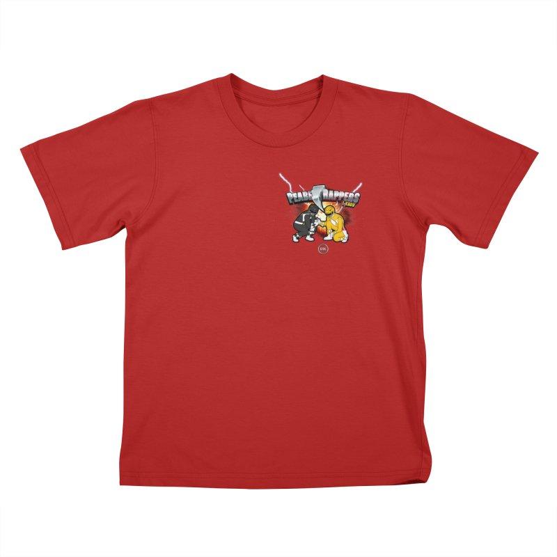 Power Bruhs Kids T-shirt by RIK.Supply