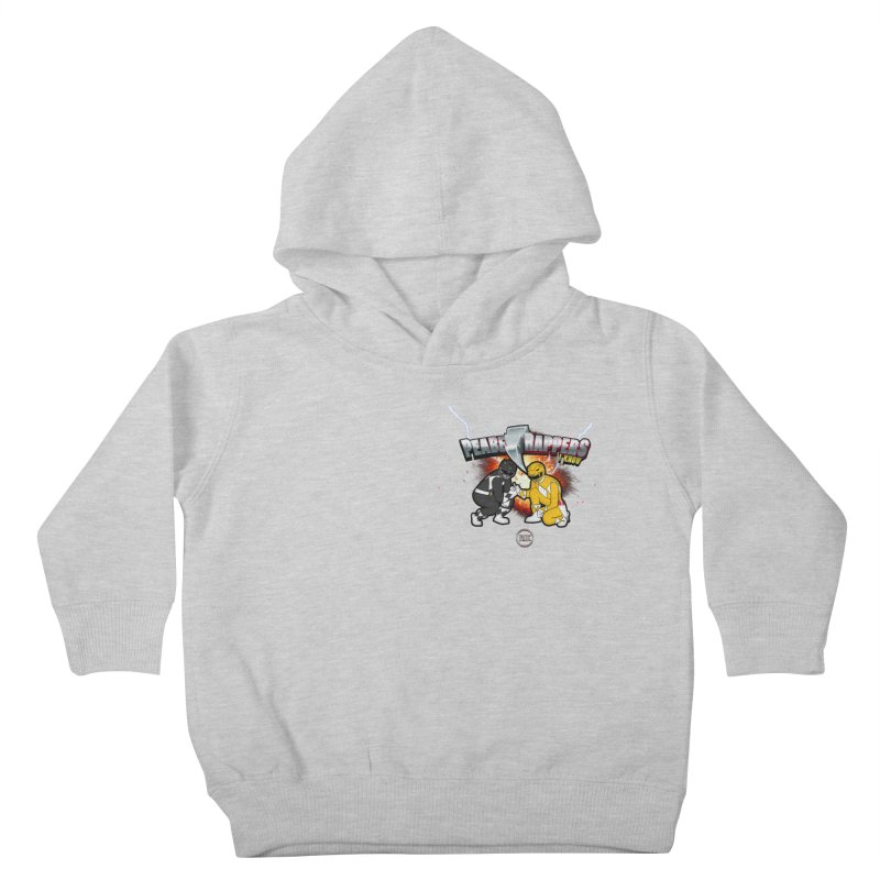 Power Bruhs Kids Toddler Pullover Hoody by RIK.Supply