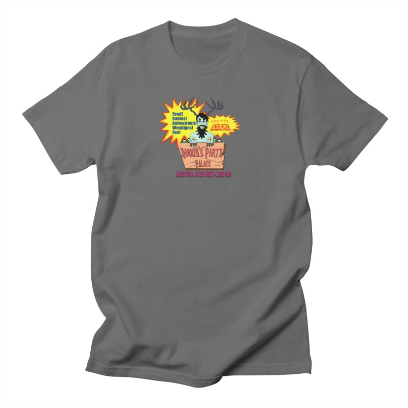 Donner's Party Palace Men's T-Shirt by Raptor Co. Tees