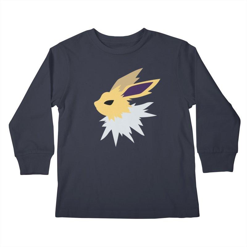 fb936177 Jolteon Kids Longsleeve T-Shirt by Rarevalo92's Artist Shop