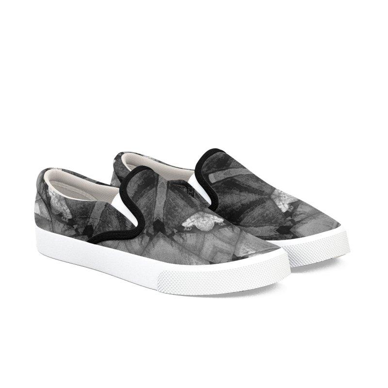 The 13 Guardians Men's Slip-On Shoes by RavencroftGraphics3D's Artist Shop