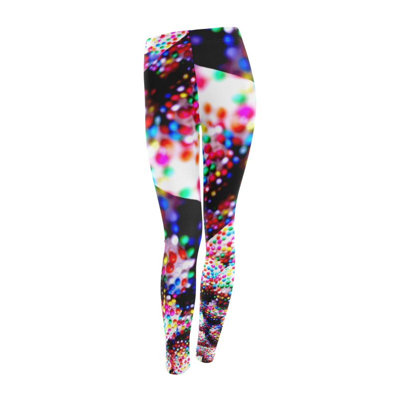 Shattered Reflections Women's Leggings Bottoms by RavencroftGraphics3D's Artist Shop