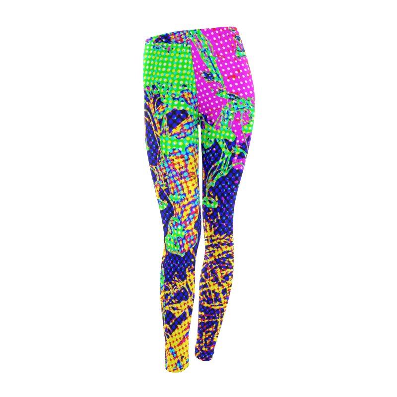 Spring Candy Women's Leggings Bottoms by RavencroftGraphics3D's Artist Shop