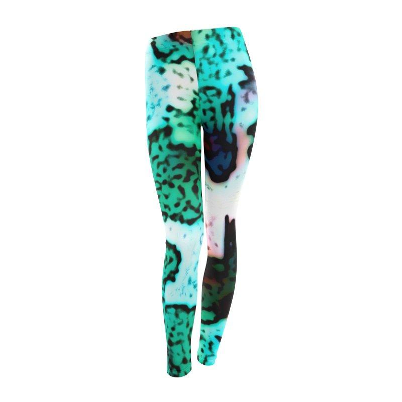 Spring Mountains Women's Leggings Bottoms by RavencroftGraphics3D's Artist Shop