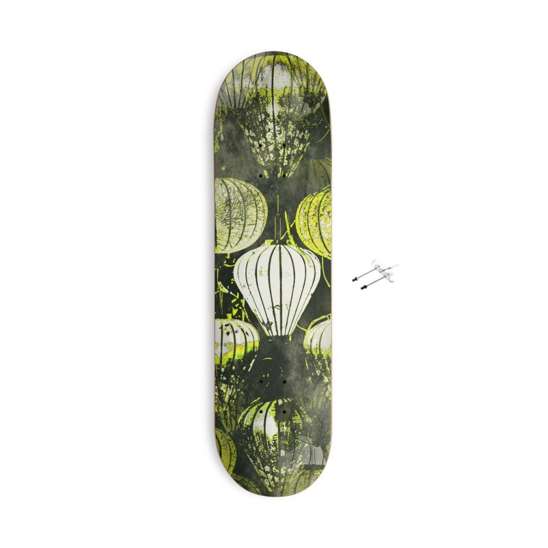 Phantom Accessories With Hanging Hardware Skateboard by RavencroftGraphics3D's Artist Shop