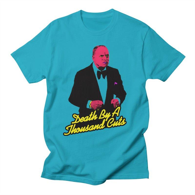 "Death By A Thousand Cuts ""Warmth"" Men's T-Shirt by RawGravy's Artist Shop"