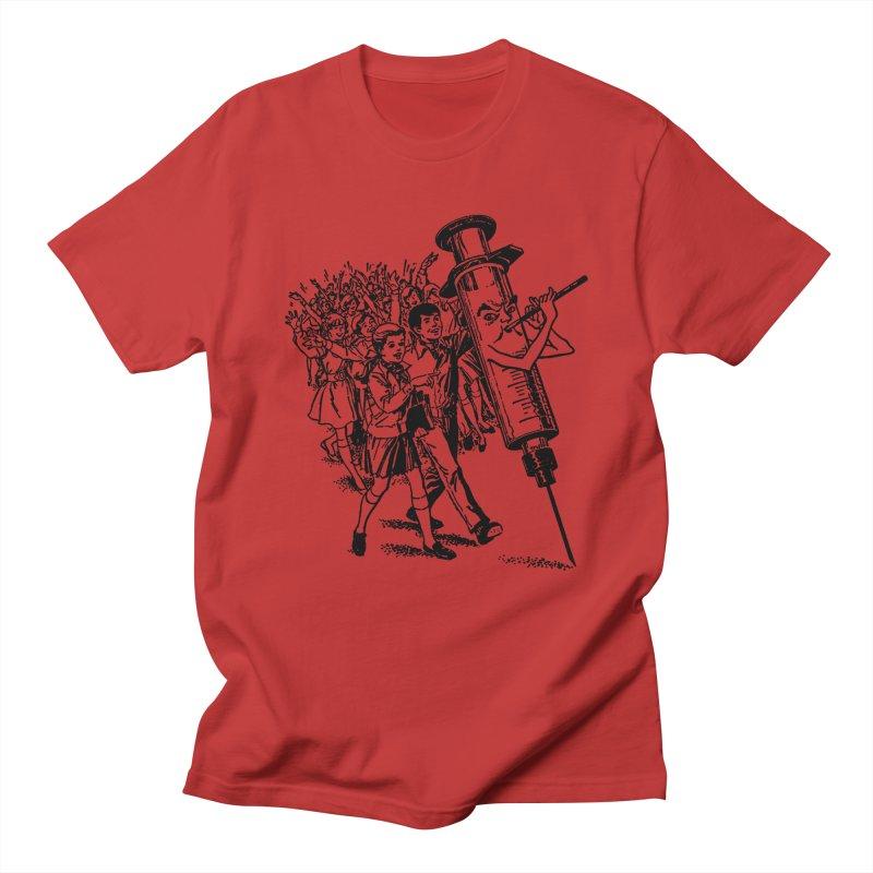 Follow the Needle Men's T-Shirt by RawGravy's Artist Shop