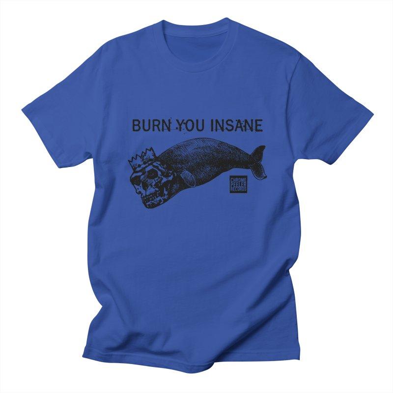 Whale of Death T-shirt Men's T-shirt by RawGravy's Artist Shop