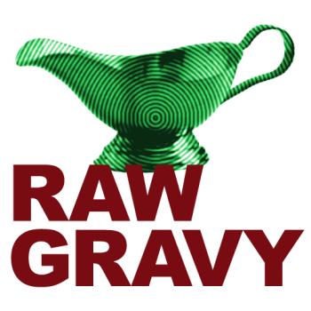 RawGravy's Artist Shop Logo